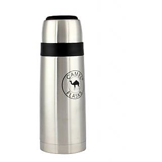 Camel Black and Silver 350 ML  Flask_CS_35_NT