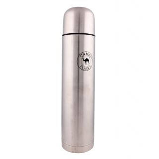 Camel Black and Silver 1000 ML Flask_CS_100_NS