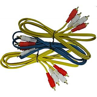 Quartz 2 RCA Cable(SET OF 3)