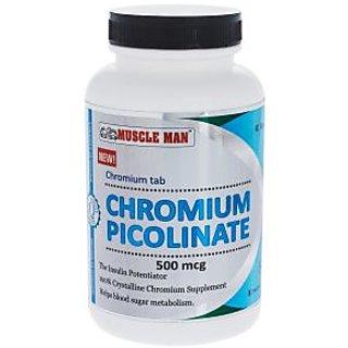 Chromium Picolinate - Blood Sugar Metabolism / Insulin Potentiator - 60 Tabs