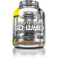 Muscletech Platinum Line Platinum 100 Iso Whey Gourmet