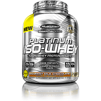 Muscletech Platinum Line Platinum 100 Iso Whey Vanilla