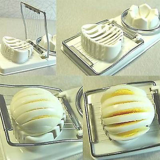 2 in 1 Boiled Egg Slicer/Cutter