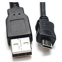 Micro USB Port Data Cable For Nokia Sony Ericsson Samsung LG BlackBerry HTC