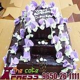 8 Kg Chocolate Weddind Cake-Delhi NCR