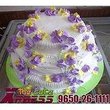 6 Kg Pineapple Wedding Cake-Delhi NCR