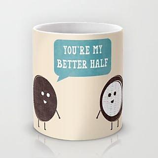 Astrode Better Half Mug