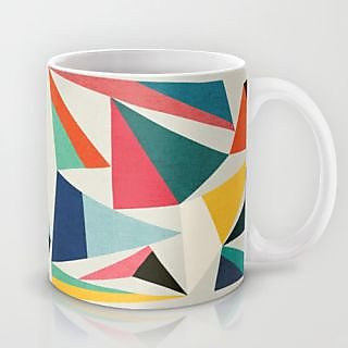 Astrode Collection Of Pointy Summit Mug