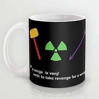 Astrode Assemble Mug