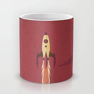 Astrode Atomic Sky Mug