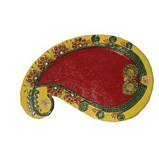 Pooja Plate (Small Keri)