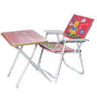 Multipurpose Table & Chair Set For Kids