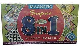 Games Super 8 In 1 Game