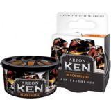 Areon Ken CarHome Office Air Freshener Black Crystal