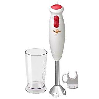 Chef Art CHBS302 Hand Blender 300watts - White
