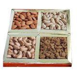 Lovely Gift Basket Dry Fruits Hamper