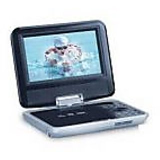 VOX Portable DVD Player with 7 Screen PD-709