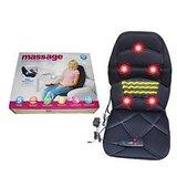 Car Seat Massager Back Massager Adjustable Lumbar Support