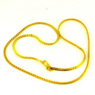 vidhya kangan gold platted chain size-24''