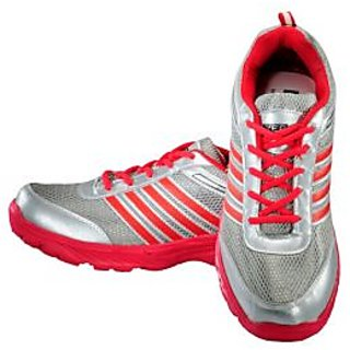 Yepme Safari Sports Shoes - Grey & Red