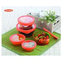 Sunrise Magic Lids Air Tight Containers King 12P Set (6pcs Lid And 6 Bottom)