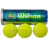 Wilson Australian Open Tennis Balls (Can Of 3 Tennis Balls)