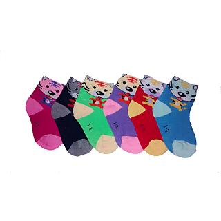 Ankle cut socks for Kidz 1-3 years
