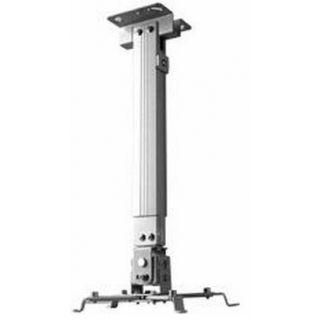 Universal Projector Ceiling Mount Set including Screws Brackets (1.5-3 Ft)