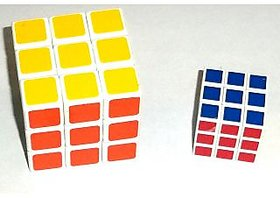 Rubik 3x3x3 Magic Cube + Freebie (Free shipping)