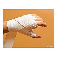 Lew Boxing Hand Wrap Color White