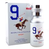 Beverly Hills Polo Club Sport Eau De Toilette Natural Spray Vaporisateur 50ml