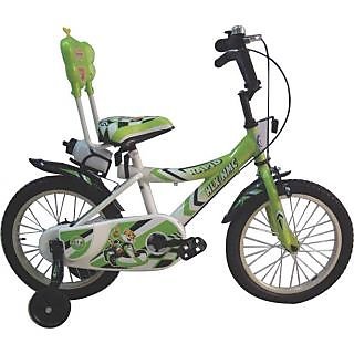 HLX-NMC KIDS BICYCLE RAPID GREEN-16 INCH