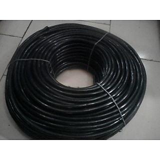 (1.5SQ MM)  3 CORE ROUND COPPER CABLE BLACK (100 MTS)