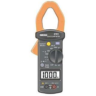 1000A  DC/AC  Digital Clamp Meter KM 2781 make kusam meco