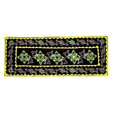 Traditional Velvet Wall Hanging With Mirror Work (Option 2)