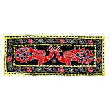 Traditional Velvet Wall Hanging With Mirror Work (Option 3)