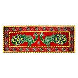Traditional Velvet Wall Hanging With Mirror Work (Option 4)