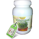 Girme's Wheatgrass Powder,Organic Natural Food Supplement For Multiple Health & Wellness  Benefits,100grams Pack.