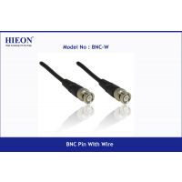BNC Pin With Wire 50 NOS For CCTV Camera