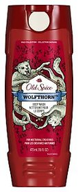 Old Spice Wolfthorn Body Wash (Made In Cincinnati)-473ml