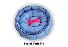 Ayraa Round Wash Bed - XLarge