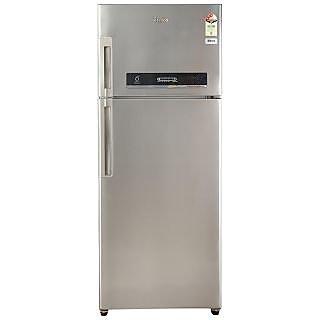 refrigerator double door. whirlpool professional 465 elite 445 ltrs double door refrigerator alpha steel