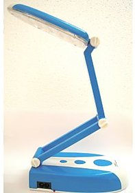LED Foldable Rechargeable Emergency Table Lamp Night Desk Light