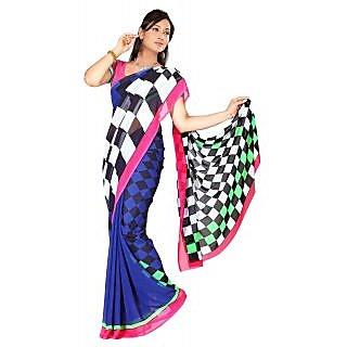 Online Chennai Express Saree worn by leading actress sari ...
