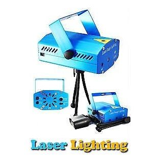 12 pattern mini laser projector stage lighting sound activated light for party