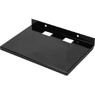 Set Top Box Stand, DVD Player Stand Wall Mount Fixed Type