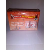 Samurai Insect Trapper - Now Live Pest Free