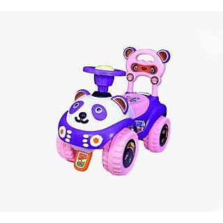 Panda Baby Rider - Joyful Ride-On (Purple)