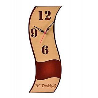Company Logo Gifted Wall Clock