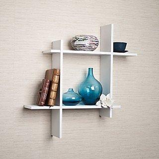 New look Multi Purpose Plus shelves White